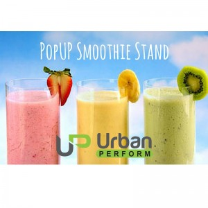 PopUP Smoothie Stand